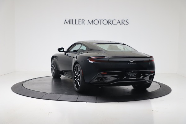 New 2020 Aston Martin DB11 V8 Coupe for sale $237,996 at Bugatti of Greenwich in Greenwich CT 06830 5
