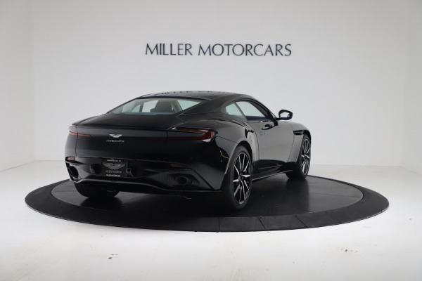New 2020 Aston Martin DB11 V8 Coupe for sale $237,996 at Bugatti of Greenwich in Greenwich CT 06830 7