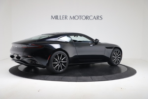 New 2020 Aston Martin DB11 V8 Coupe for sale $237,996 at Bugatti of Greenwich in Greenwich CT 06830 8