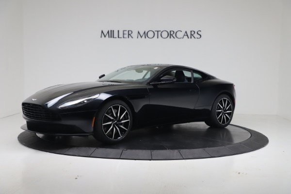 New 2020 Aston Martin DB11 V8 Coupe for sale $237,996 at Bugatti of Greenwich in Greenwich CT 06830 1