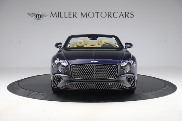 New 2020 Bentley Continental GTC V8 for sale $262,475 at Bugatti of Greenwich in Greenwich CT 06830 11