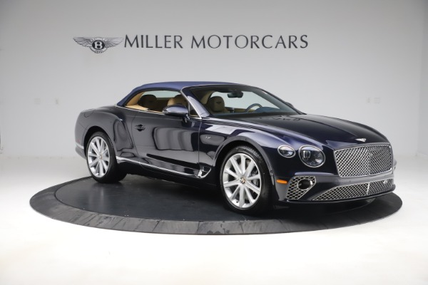 New 2020 Bentley Continental GTC V8 for sale $262,475 at Bugatti of Greenwich in Greenwich CT 06830 17