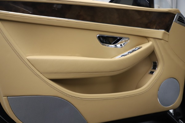 New 2020 Bentley Continental GTC V8 for sale $262,475 at Bugatti of Greenwich in Greenwich CT 06830 21