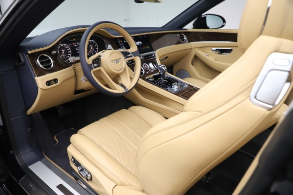 New 2020 Bentley Continental GTC V8 for sale $262,475 at Bugatti of Greenwich in Greenwich CT 06830 22