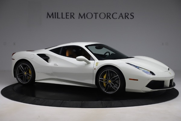 Used 2017 Ferrari 488 GTB for sale $239,900 at Bugatti of Greenwich in Greenwich CT 06830 10