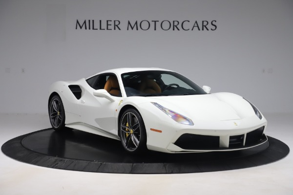 Used 2017 Ferrari 488 GTB for sale $239,900 at Bugatti of Greenwich in Greenwich CT 06830 11