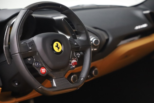 Used 2017 Ferrari 488 GTB for sale $239,900 at Bugatti of Greenwich in Greenwich CT 06830 22
