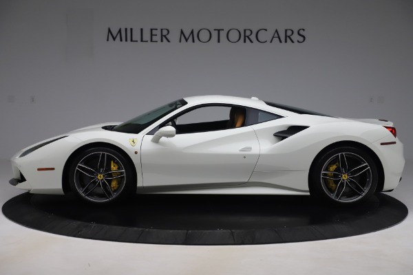 Used 2017 Ferrari 488 GTB for sale $239,900 at Bugatti of Greenwich in Greenwich CT 06830 3