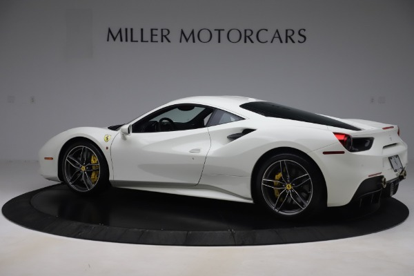 Used 2017 Ferrari 488 GTB for sale $239,900 at Bugatti of Greenwich in Greenwich CT 06830 4