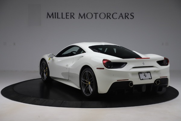 Used 2017 Ferrari 488 GTB for sale $239,900 at Bugatti of Greenwich in Greenwich CT 06830 5