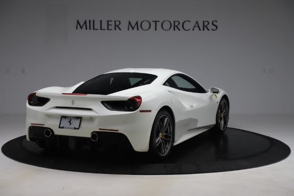 Used 2017 Ferrari 488 GTB for sale $239,900 at Bugatti of Greenwich in Greenwich CT 06830 7