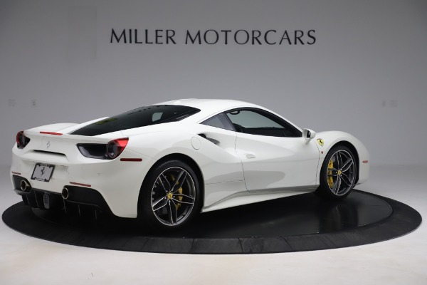 Used 2017 Ferrari 488 GTB for sale $239,900 at Bugatti of Greenwich in Greenwich CT 06830 8