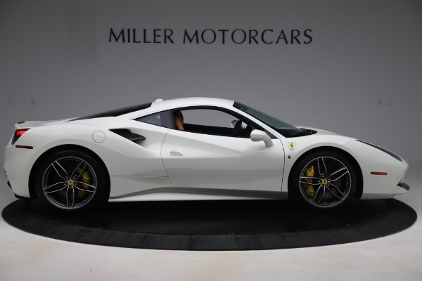 Used 2017 Ferrari 488 GTB for sale $239,900 at Bugatti of Greenwich in Greenwich CT 06830 9