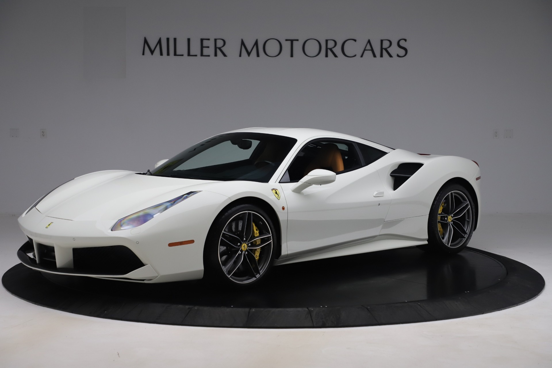 Used 2017 Ferrari 488 GTB for sale $239,900 at Bugatti of Greenwich in Greenwich CT 06830 1