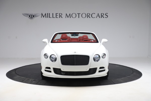 Used 2015 Bentley Continental GTC Speed for sale $125,900 at Bugatti of Greenwich in Greenwich CT 06830 12