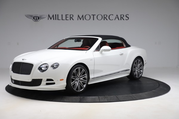 Used 2015 Bentley Continental GTC Speed for sale $125,900 at Bugatti of Greenwich in Greenwich CT 06830 13