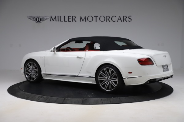 Used 2015 Bentley Continental GTC Speed for sale $125,900 at Bugatti of Greenwich in Greenwich CT 06830 15