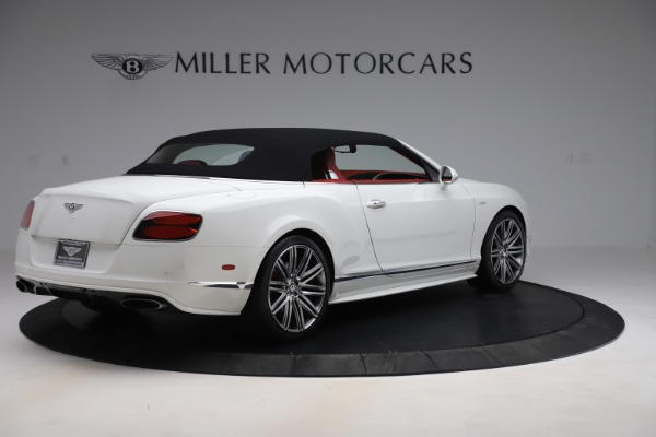 Used 2015 Bentley Continental GTC Speed for sale $125,900 at Bugatti of Greenwich in Greenwich CT 06830 16