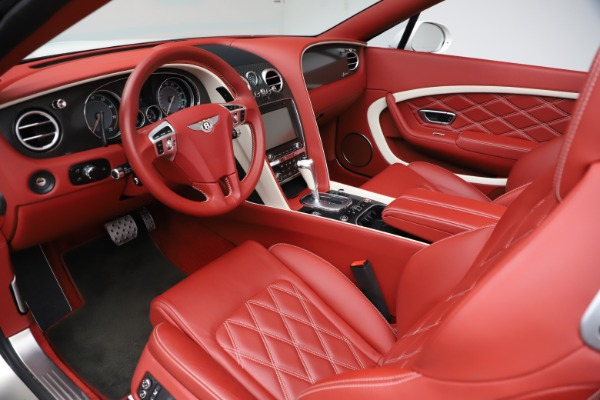 Used 2015 Bentley Continental GTC Speed for sale $125,900 at Bugatti of Greenwich in Greenwich CT 06830 25