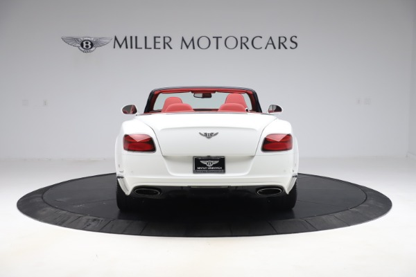 Used 2015 Bentley Continental GTC Speed for sale $125,900 at Bugatti of Greenwich in Greenwich CT 06830 6