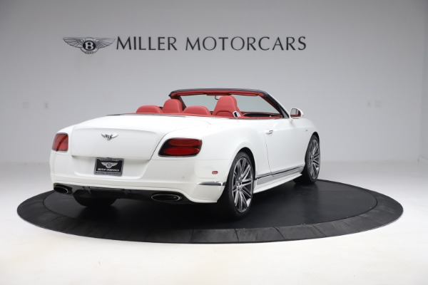 Used 2015 Bentley Continental GTC Speed for sale $125,900 at Bugatti of Greenwich in Greenwich CT 06830 7
