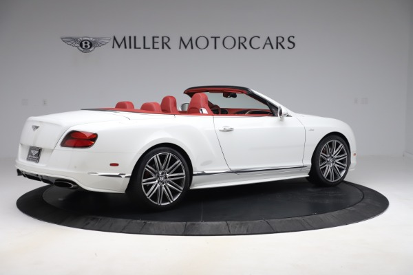 Used 2015 Bentley Continental GTC Speed for sale $125,900 at Bugatti of Greenwich in Greenwich CT 06830 8