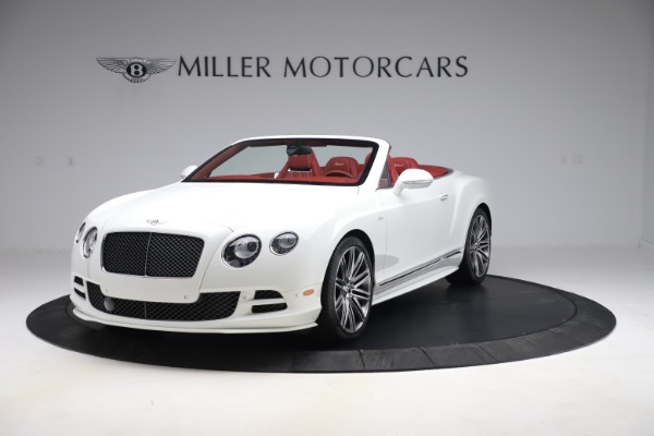 Used 2015 Bentley Continental GTC Speed for sale $125,900 at Bugatti of Greenwich in Greenwich CT 06830 1