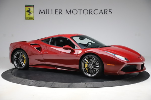 Used 2019 Ferrari 488 GTB for sale $299,900 at Bugatti of Greenwich in Greenwich CT 06830 10