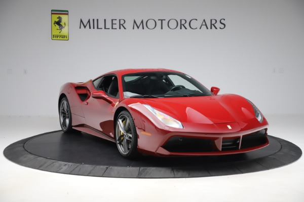 Used 2019 Ferrari 488 GTB for sale $299,900 at Bugatti of Greenwich in Greenwich CT 06830 11