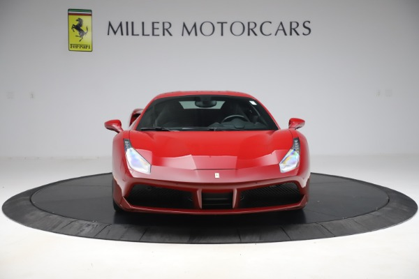 Used 2019 Ferrari 488 GTB for sale $299,900 at Bugatti of Greenwich in Greenwich CT 06830 12