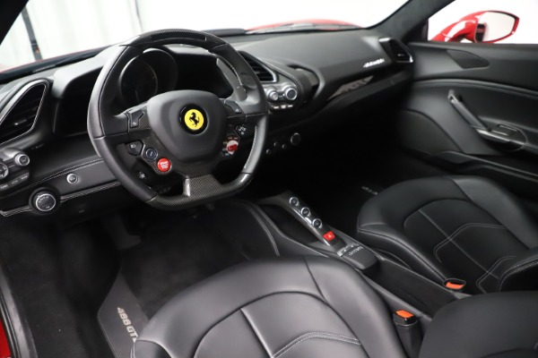 Used 2019 Ferrari 488 GTB for sale $299,900 at Bugatti of Greenwich in Greenwich CT 06830 13