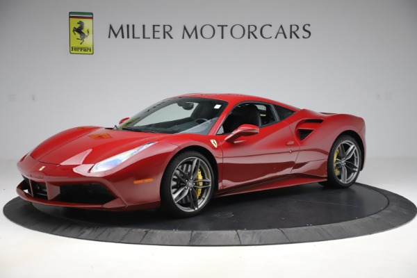 Used 2019 Ferrari 488 GTB for sale $299,900 at Bugatti of Greenwich in Greenwich CT 06830 2