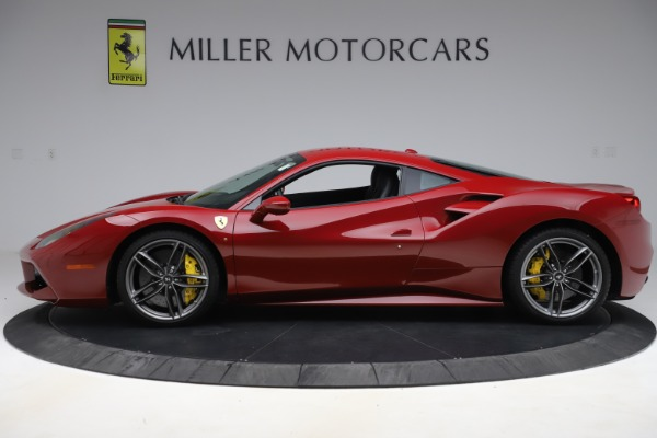 Used 2019 Ferrari 488 GTB for sale $299,900 at Bugatti of Greenwich in Greenwich CT 06830 3