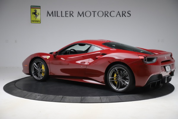 Used 2019 Ferrari 488 GTB for sale $299,900 at Bugatti of Greenwich in Greenwich CT 06830 4