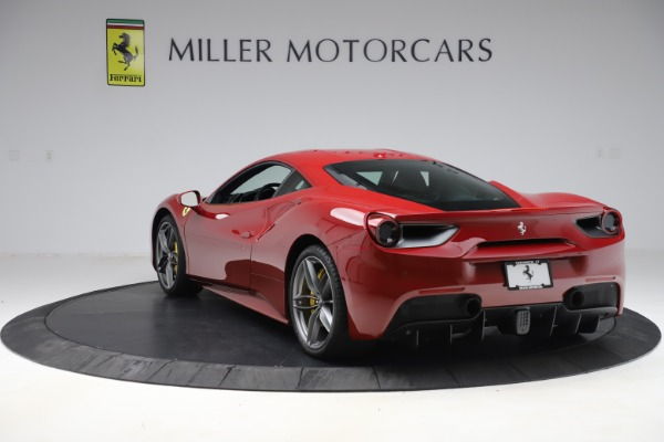 Used 2019 Ferrari 488 GTB for sale $299,900 at Bugatti of Greenwich in Greenwich CT 06830 5