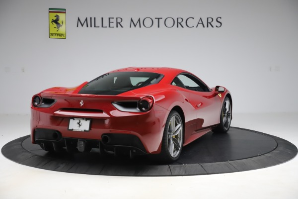 Used 2019 Ferrari 488 GTB for sale $299,900 at Bugatti of Greenwich in Greenwich CT 06830 7