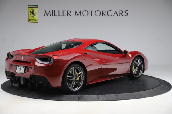 Used 2019 Ferrari 488 GTB for sale $299,900 at Bugatti of Greenwich in Greenwich CT 06830 8