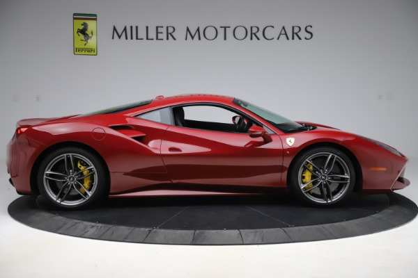 Used 2019 Ferrari 488 GTB for sale $299,900 at Bugatti of Greenwich in Greenwich CT 06830 9