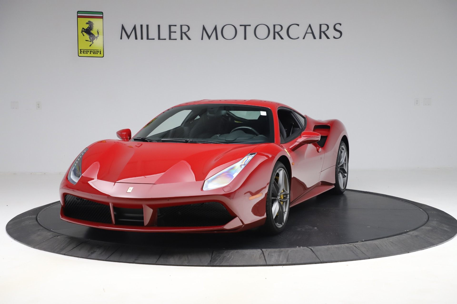 Used 2019 Ferrari 488 GTB for sale $299,900 at Bugatti of Greenwich in Greenwich CT 06830 1