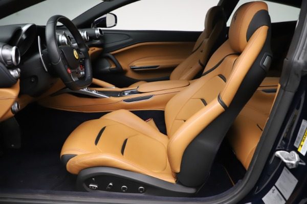 Used 2017 Ferrari GTC4Lusso for sale $221,900 at Bugatti of Greenwich in Greenwich CT 06830 14