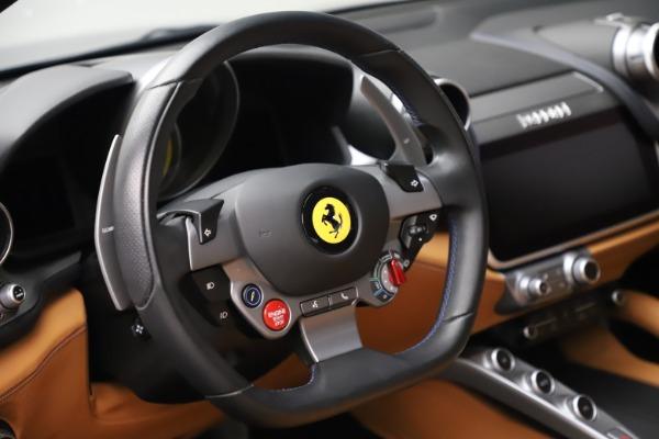 Used 2017 Ferrari GTC4Lusso for sale $221,900 at Bugatti of Greenwich in Greenwich CT 06830 17