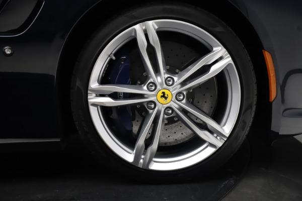 Used 2017 Ferrari GTC4Lusso for sale $221,900 at Bugatti of Greenwich in Greenwich CT 06830 25