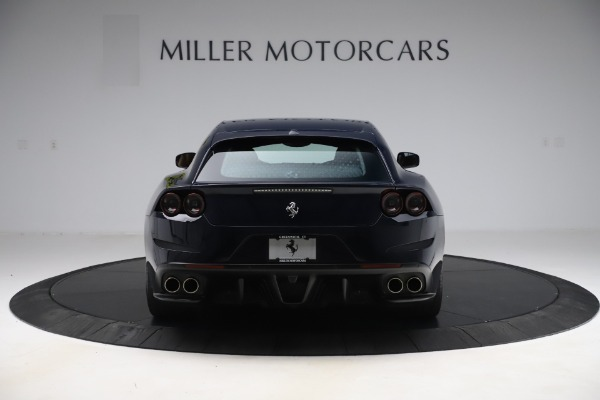 Used 2017 Ferrari GTC4Lusso for sale $231,900 at Bugatti of Greenwich in Greenwich CT 06830 6