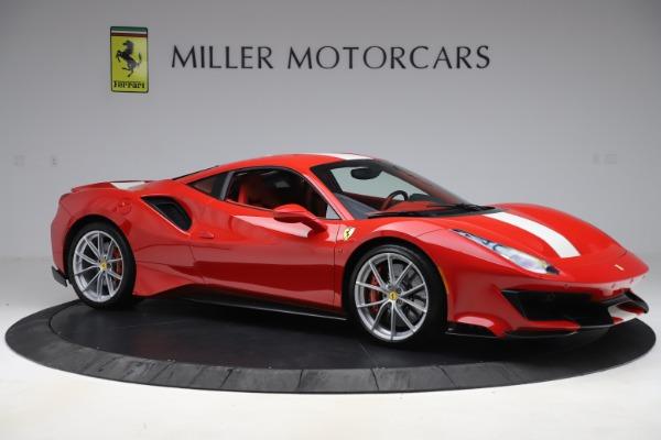 Used 2019 Ferrari 488 Pista for sale $449,900 at Bugatti of Greenwich in Greenwich CT 06830 10