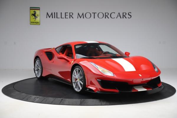 Used 2019 Ferrari 488 Pista for sale $449,900 at Bugatti of Greenwich in Greenwich CT 06830 11
