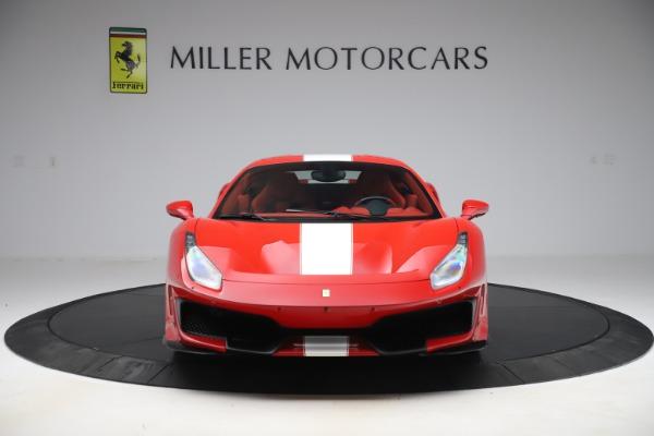 Used 2019 Ferrari 488 Pista for sale $449,900 at Bugatti of Greenwich in Greenwich CT 06830 12