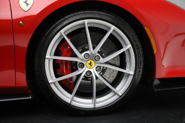 Used 2019 Ferrari 488 Pista for sale $449,900 at Bugatti of Greenwich in Greenwich CT 06830 23