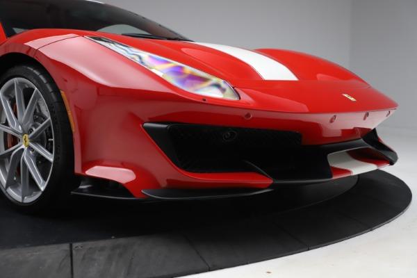 Used 2019 Ferrari 488 Pista for sale $449,900 at Bugatti of Greenwich in Greenwich CT 06830 24