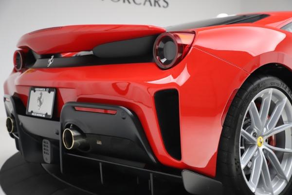 Used 2019 Ferrari 488 Pista for sale $449,900 at Bugatti of Greenwich in Greenwich CT 06830 25