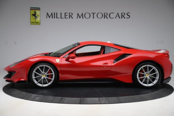 Used 2019 Ferrari 488 Pista for sale $449,900 at Bugatti of Greenwich in Greenwich CT 06830 3